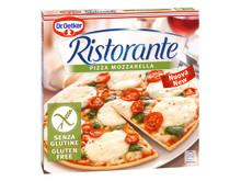 Glutenfri Pizza Ristorante  Mozzarella