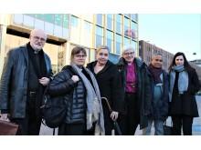 Kyrkorna mötte Migrationsverket