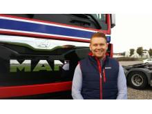 Michael Stilling Pedersen (billedet) og Dennis Knudsen er begge udnævnt til Solutions Konsulenter hos MAN Truck & Bus Danmark A/S.