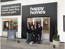 Personalbild, Happy Homes Visby