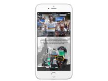 BORA-hansgrohe app med stor konkurrence