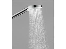 hansgrohe Crometta Vario håndbruser med stråletypen Rain