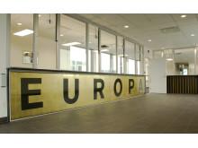 Konstverket Europa av Runo Lagomarsino