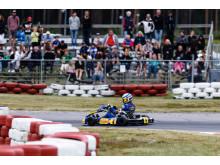 KZ2-finalen på Lidköpings Motorstadion 2016. Foto: Jerry Karlgren/STCC