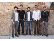 Elemental-Víctor Oddó, Juan Ignacio Cerda, Diego Torres, Alejandro Aravena and Gonzalo Arteaga