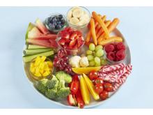 Fruktfat - fat med sunn snacks