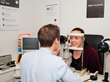 """My optician saved me"" Reading local describes how crucial eye test identified life-threatening pressure"