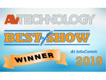 InfoComm 2019 Best of Show Award