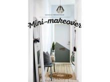 Mini-makeover Sadolin