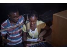 Abibatu, 18 år, överlevde ebolaepidemin