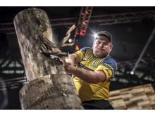 Calle Svadling VM i Lillehammer 2017