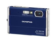 Olympus µ 1050 SW Blå