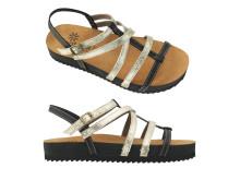 Somrig sandalett