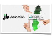 JB har tecknat rikstäckande samarbetsavtal med ServiceCompagniet