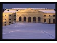 Drottningholms Slottsteater vinter 2