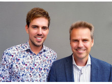 Christian Gadolin och Thomas Andersson
