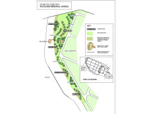 MAP: Special area where the bereaved can remember their loved onesat Heywood Cemetery