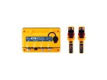 Hi-res image - Ocean Signal - Ocean Signal's ATB1 AIS kit – the ATB1 Class B AIS Transponder and two rescueME MOB1 man overboard beacons