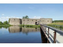 Kronobergs-slottsruin