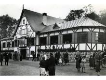 Nya Tyrolerhallen 1934