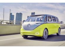 I.D. Buzz får fuldautomatisk fartpilot med kunstig intelligens