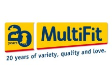 MultiFit Logo and Claim