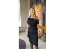 Susanne Ehnbåge,  Årets Ruter Dam 2017 og administrerende direktør NetOnNet AB