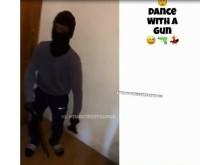 Still taken from the video