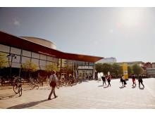 Pressmeddelande angående ny campusplan för Karlstads universitet