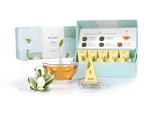 Tea Forté Lotus Collection