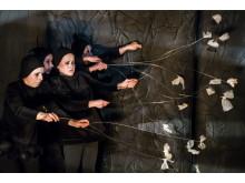 Papper - en ordlös saga om livet, Marionetteatern, Kulturhuset stadsteatern