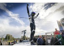 Johan Kristoffersson, STCC-mästare 2018, foto Micke Fransson