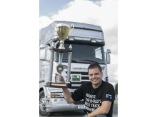 Scania Young European Truck Driver chaufførkonkurrence