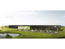Arkitekttegning - forside Dansk Retursystem