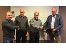 Assemblin förvärvar NIAB i Sundsvall, starka inom industri och service.