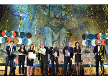 Winners of Bonnier Sales Awards 2015!