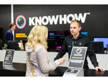 KnowHow, Elgigantens Service- och tjänstekoncept
