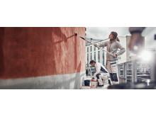 Blåkläder Malerkollektion mit Stretch