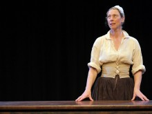 Jane Arnfield in Year of Wonders