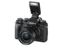 FUJIFILM X-T2 with XF18-55mm F2.8-4 and EF-X8 flash