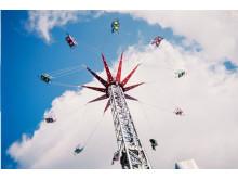 Funfair Ride, Ealing Common