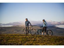 Stor satsning på cykelleder i Lofsdalen