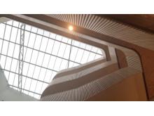 Ljuset flödar in i nya Hubben i Uppsala Science Park