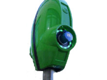 ChargeStorms laddstolpe för elbilar