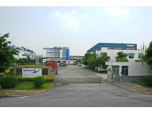 The AkzoNobel Guangzhou colloidal silica plant