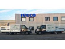 IVECO hybridbiler