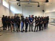 AC Hewitt and Croydon Youth Summit