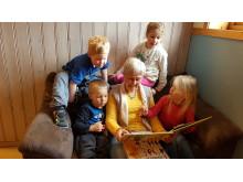 Lesevenn i Ullerøy barnehage