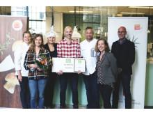 Catxalot - Vinnare Nyskaparstipendiet 2015