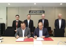 BioMars samarbeidsprosjekt i Kina kjøper fiskefôrprodusenten Haiwei